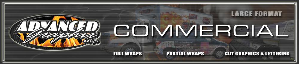 Commercial Vehicle Graphics and Wraps