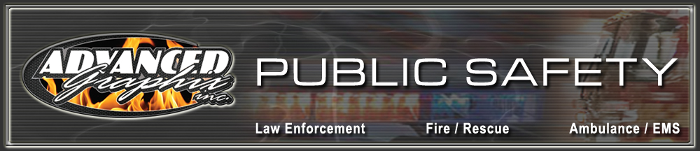Public Safety Vehicle Graphics